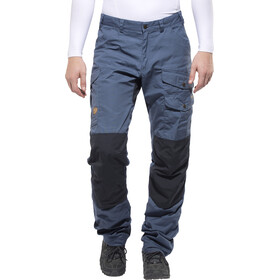Fjällräven Barents Pro Pantalones Hombre, uncle blue/dark navy
